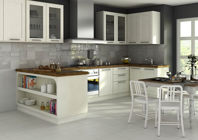 Pomysł na prosty remont kuchni  porady  Kuchenny com pl -> Kuchnia Z Kafelki