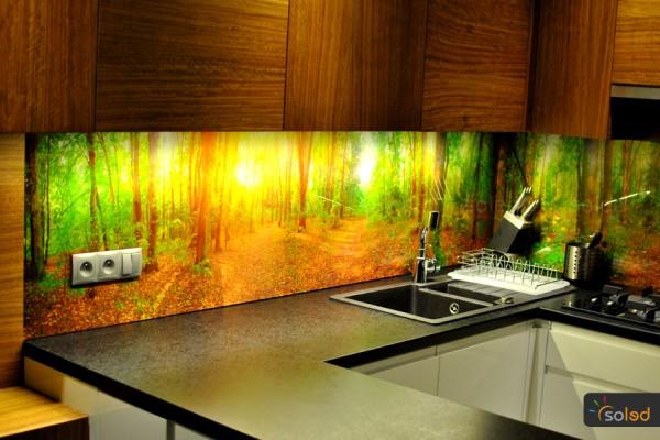 Zestawy LED ZOK podświetlenie blatu kuchennego