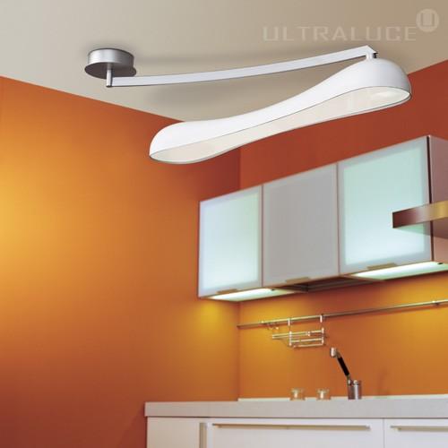 Lampa sufitowa na ramienu obrotowym Biscotto