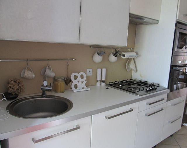 Kuchnia w bloku  projekty kuchni  Kuchenny com pl -> Kuchnia Uchwyty Reling