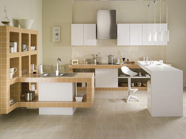 Cersanit - płytki kuchenne Cucina