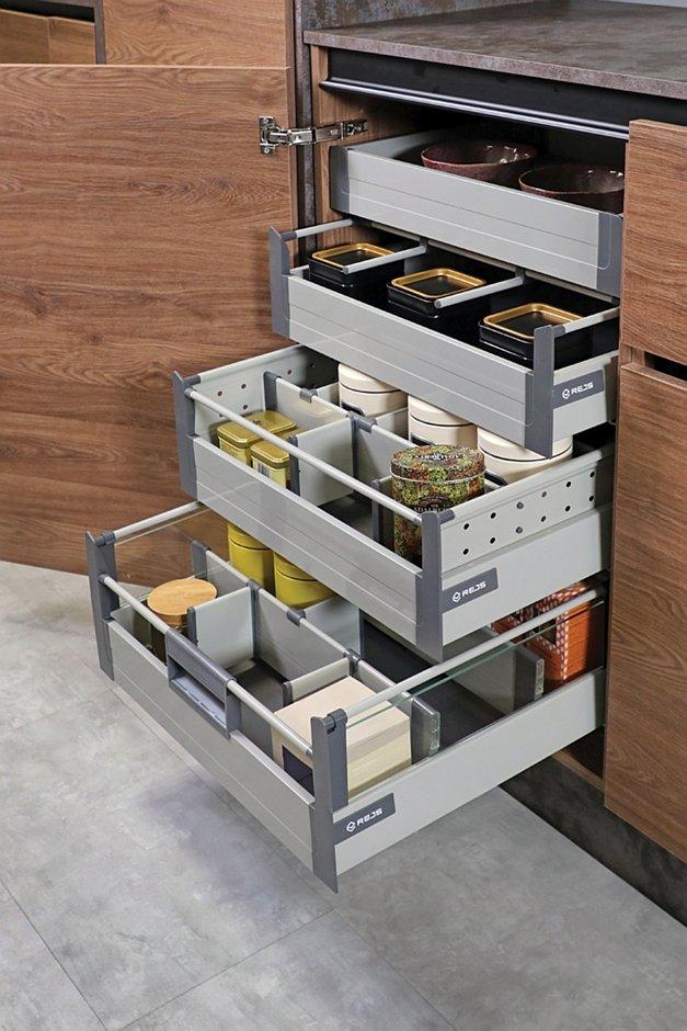 REJS systemy szuflad Comfort Box