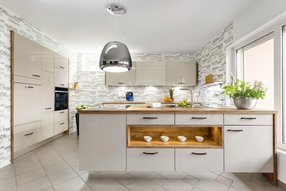 Max Kuchnie - Sarimex - kuchnia otwarta