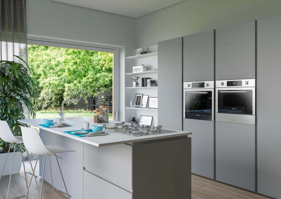 Urządzasz kuchnie? Wybierz sprzęt do zabudowy  sprzęt AGD  Candy  Kuchen   -> Kuchnia Indukcyjno Gazowa Do Zabudowy