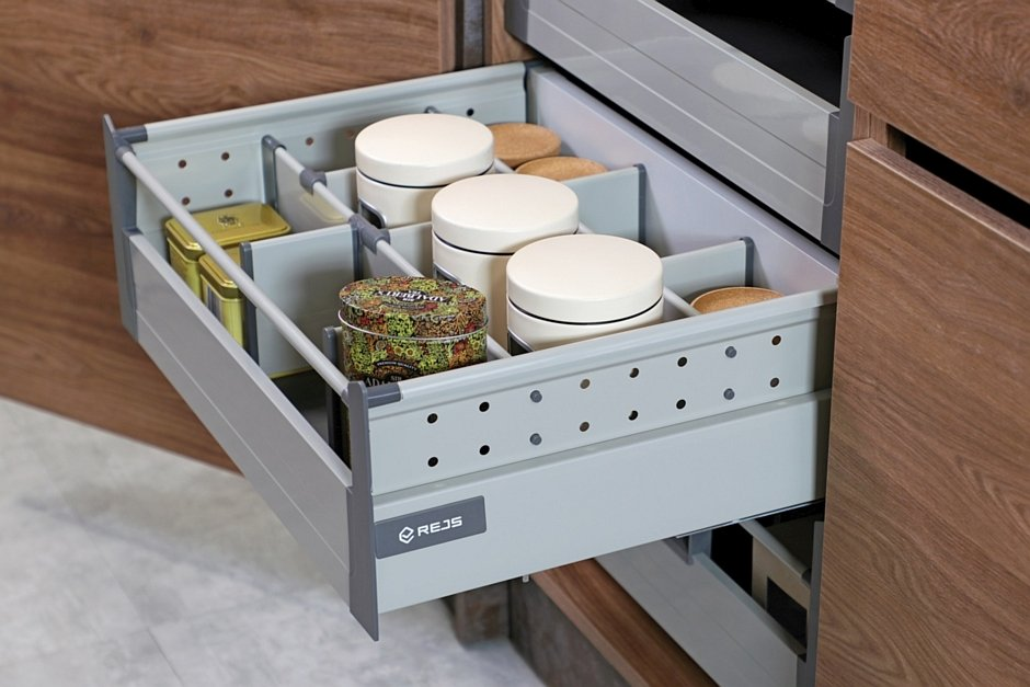 Comfort Box - szuflady