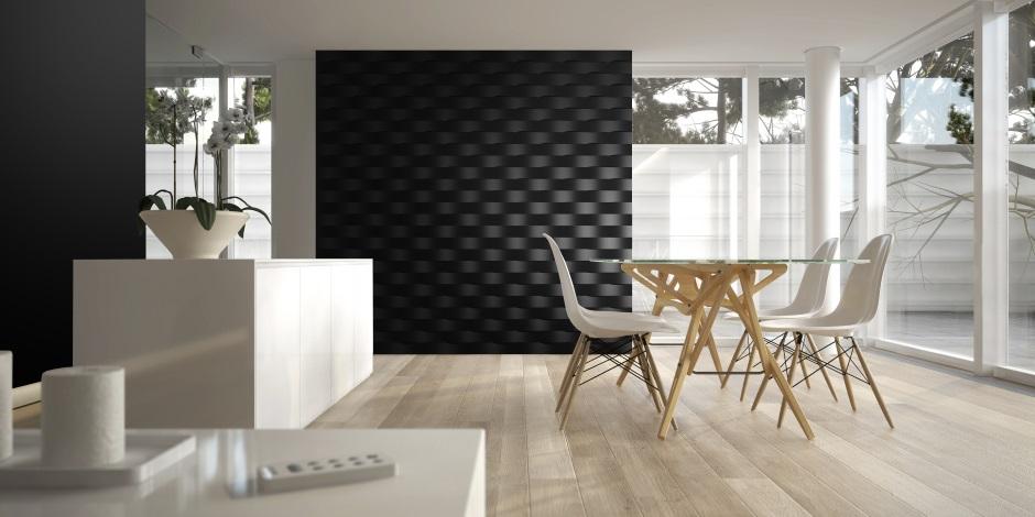 Dekoracyjny panel WS-12 - panel 3D z kolekcji DUNIN WALLSTAR
