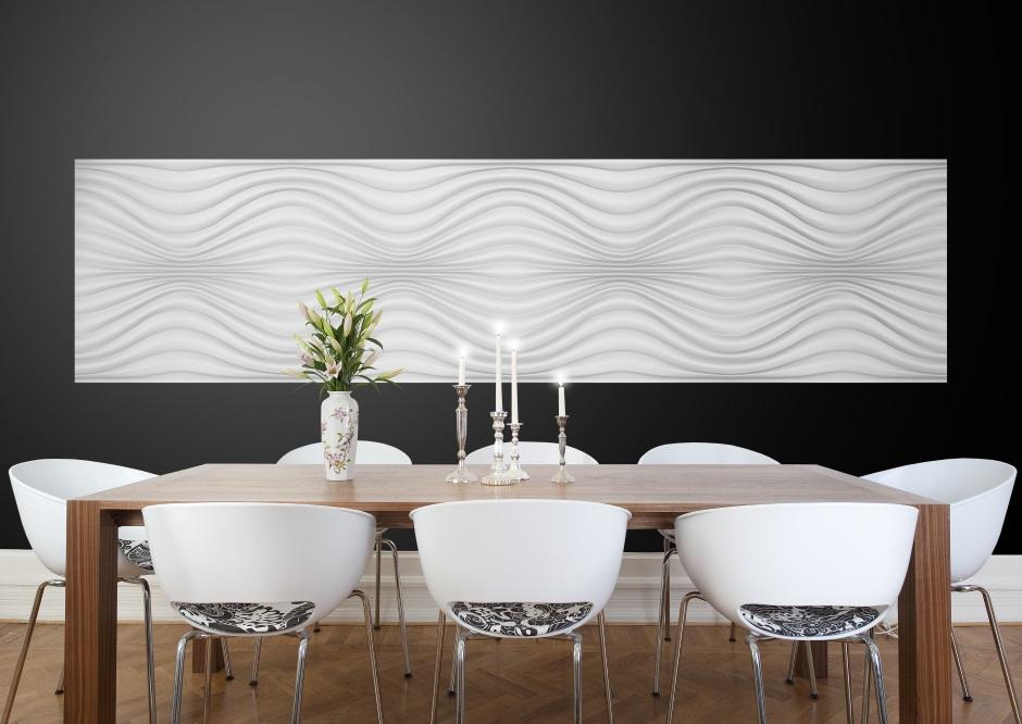 Dekoracyjny panel WS-03 - panel 3D z kolekcji DUNIN WALLSTAR