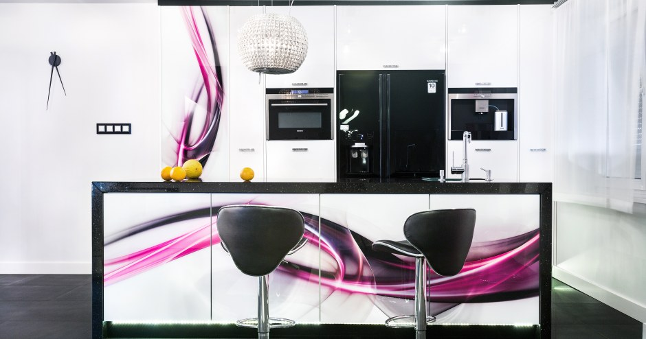szkło w kuchni