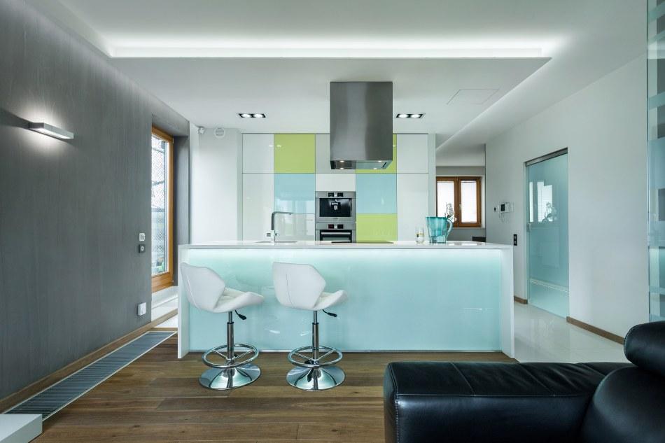 Max Kuchnie - A&K Kuchnie - szkło w kuchni