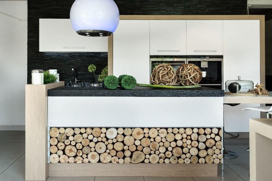 Design w kuchni  kuchnia w stylu  Kuchenny com pl -> Kuchnia Brick Vigo