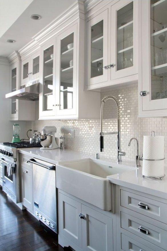 Mozaika W Kuchni Najmodniejsze Wzory ściany I Podłogi