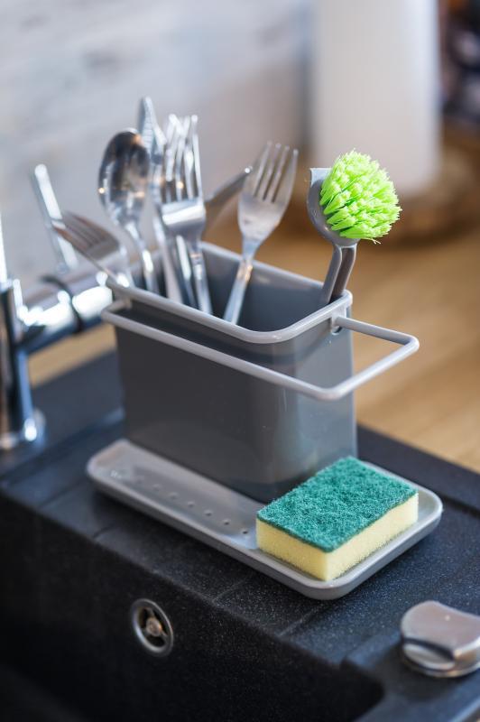 Pojemnik na akcesoria do zmywania naczyń