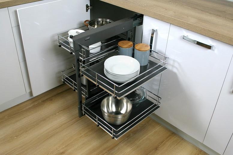 Corner Comfort - system do szafek narożnych
