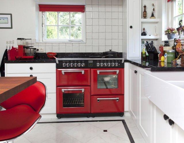 Richmond 1000  wielofunkcyjna kuchnia gazowo elektryczna   -> Kuchnia Elektryczna Najtaniej