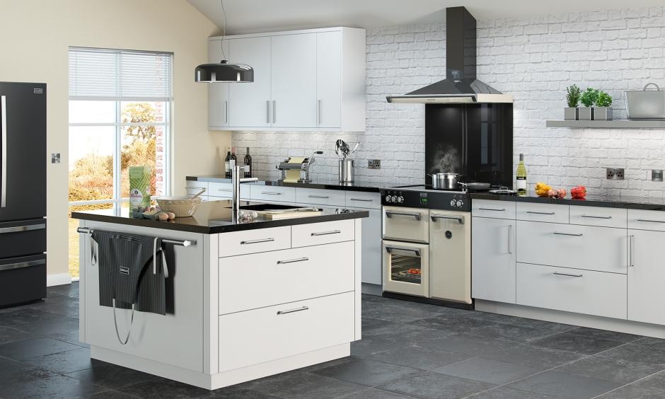 Elektryczna kuchnia Richmond 900 w aranzacji duzej kuchni   -> Kuchnia Elektryczna Najtaniej