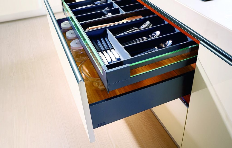 System szuflad - Slim Box