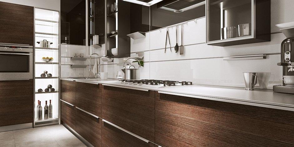 Мебель кухонные на размер