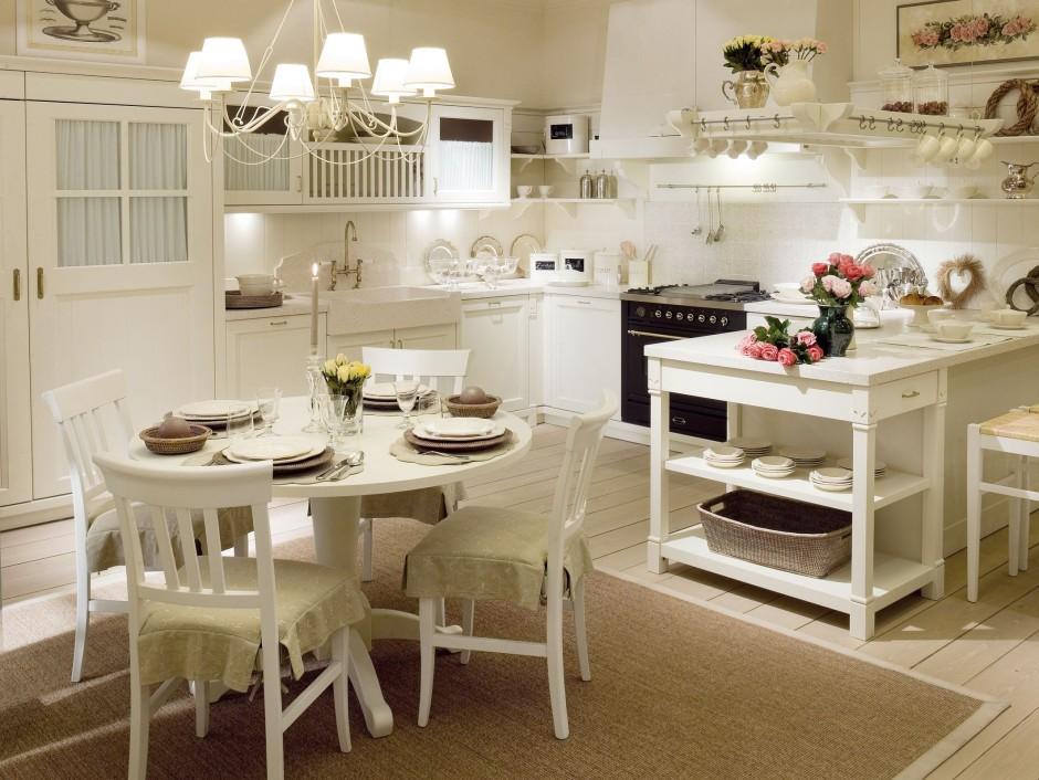 bia a kuchnia w stylu prowansalskim kuchnia w stylu prowansalskim style w kuchni aran acje. Black Bedroom Furniture Sets. Home Design Ideas