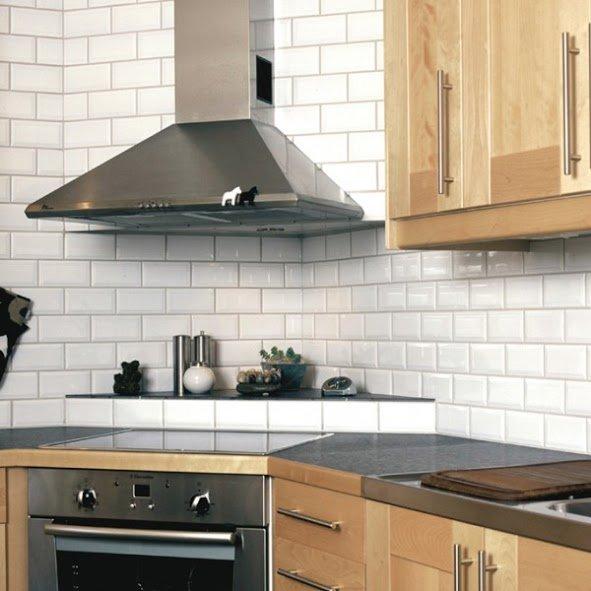 p�ytki cegie�ki w kuchni ściany i pod�ogi kuchennycompl