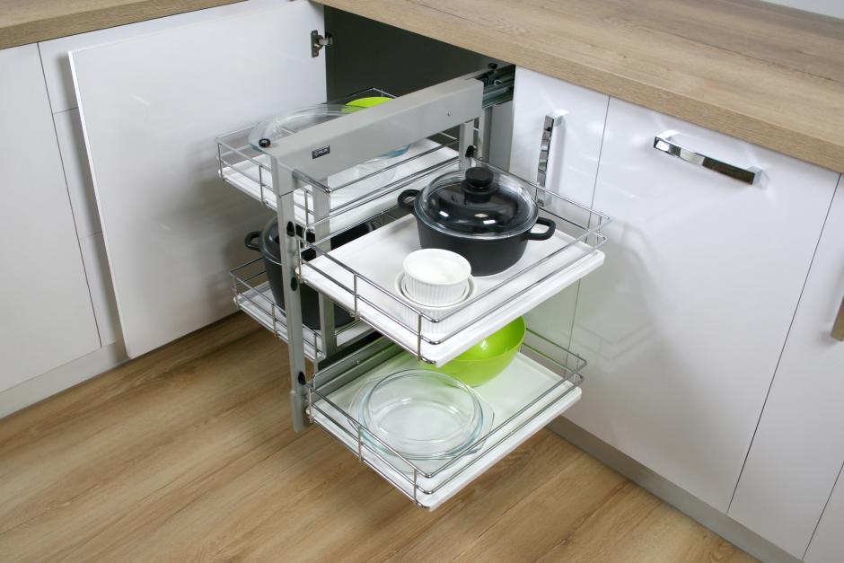 Corner Comfort Evo - Rejs