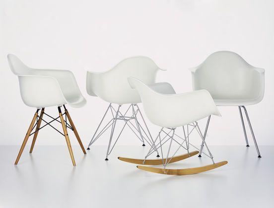 Stylowe krzesła DAW