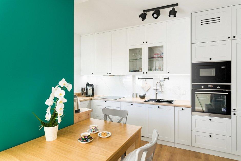 Frezowane fronty mebli kuchennych