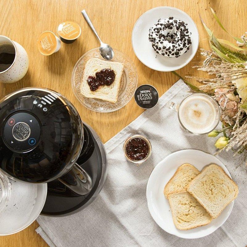 Kawa kapsułkowa Dolce Gusto Expresso Intenso