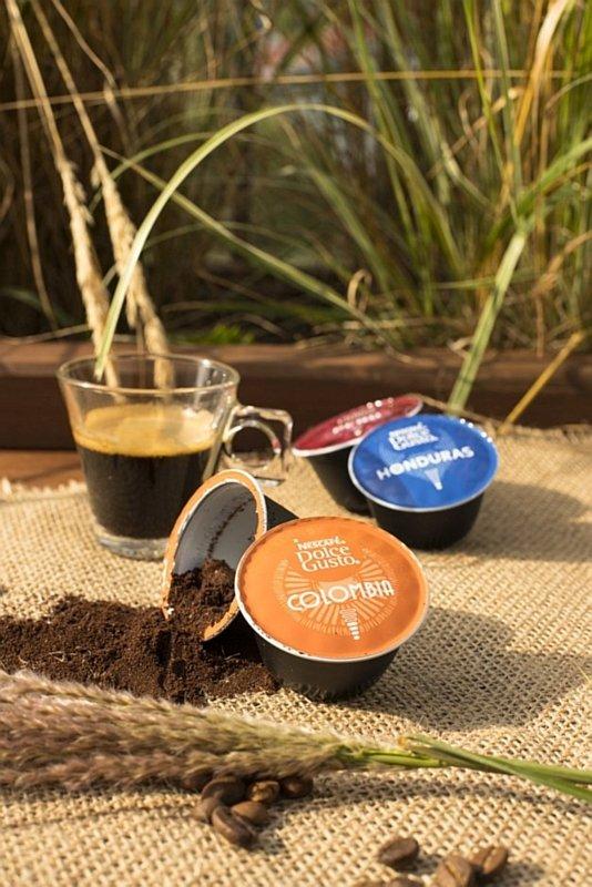 Kawy Dolce Gusto Colombia, Honduras oraz Peru