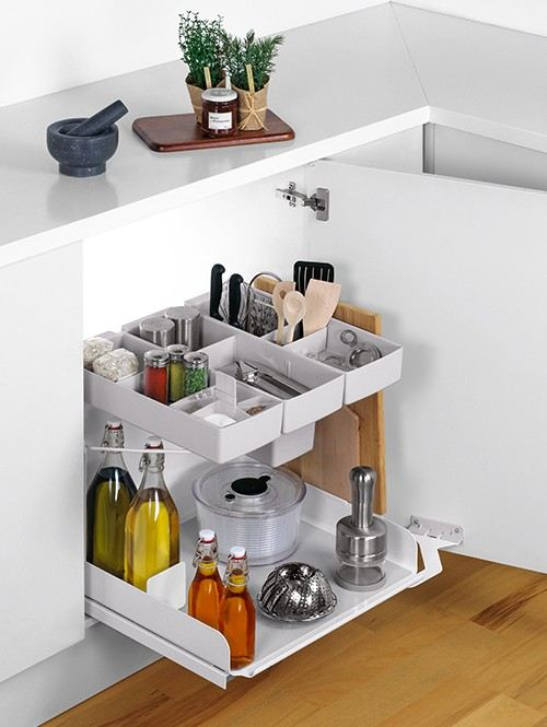 Kitchen Tower  - Peka