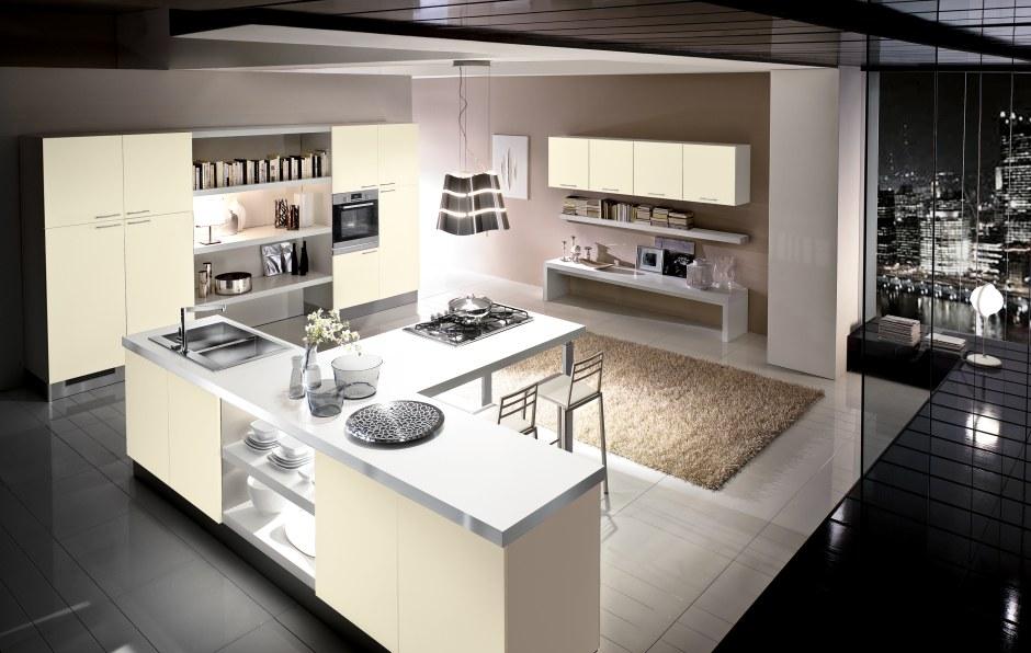 Kuchnia Otwarta Na Salon Projekty Kuchni Rad Pol
