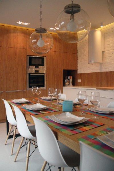wysoka zabudowa w kuchni