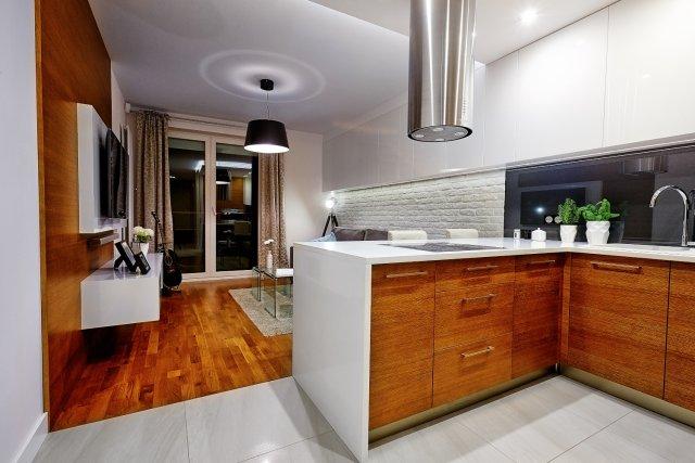 Kuchnia i salon  razem czy osobno  trendy kuchenne  Kuchenny com pl -> Kuchnia I Salon Aranżacje