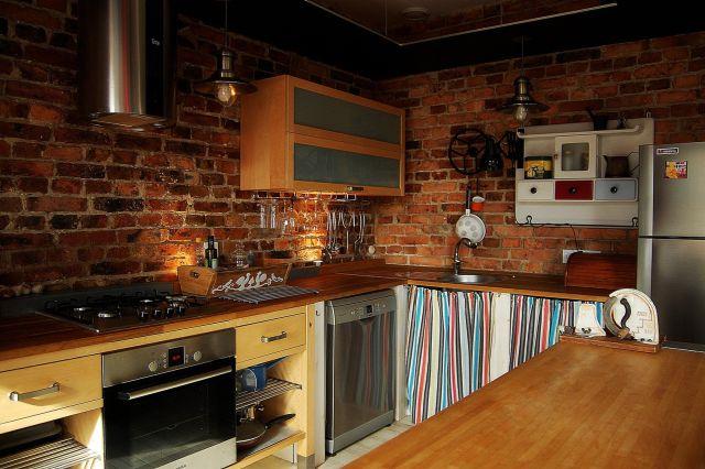 Aranżacja kuchni - Katarzyna K (4)