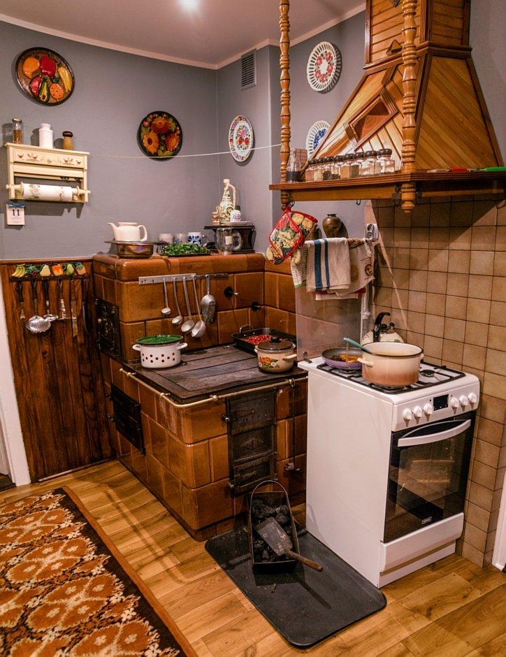 Kuchnia w stylu ludowym
