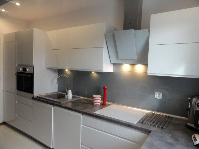 Wentylacja w kuchni  instalacje w kuchni  kuchenny com pl -> Kuchnia Z Okapem Teleskopowym