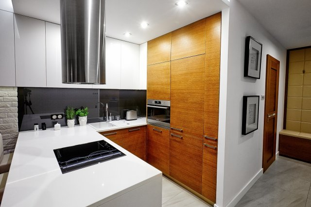 Górna Zabudowa W Kuchni Pomysły Na Aranżację Projekty