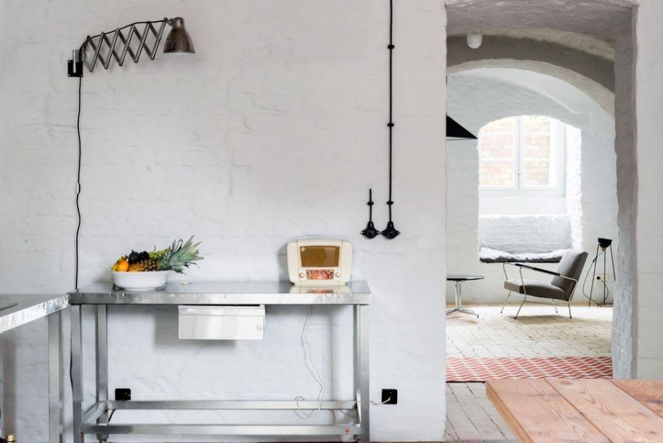 lampy do kuchni na sciane