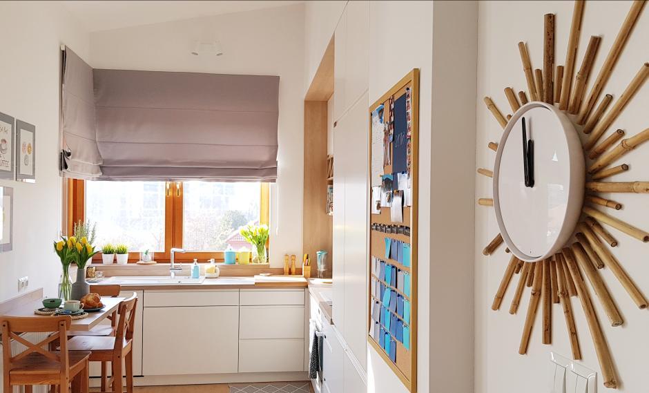 Aranżacje Kuchni Zdjęcie Mała Kuchnia Z Dużym Oknem