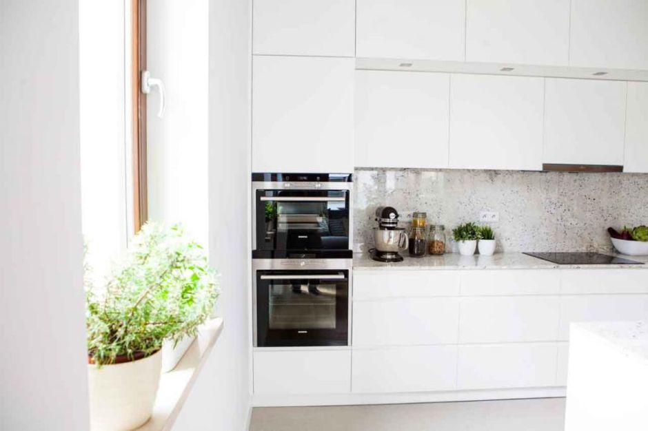 Marmur W Kuchni W Bloku Kuchnia W Bloku Inspiracje