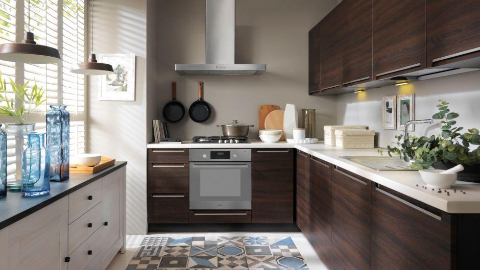 meble do kuchni w ciemnych kolorach meble kuchenne