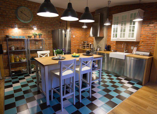 Kuchnia w stylu loftu kuchnia w stylu for W loft