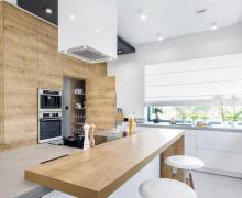 aranżacja kuchni - Max Kuchnie