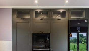 AGD w zabudowie w kuchni