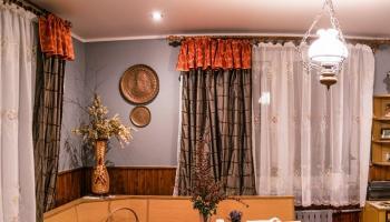 Dekoracje w stylu ludowym w kuchni