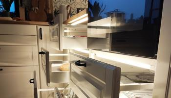 Oświetlenie do szuflad - oprawa LED Polarus P