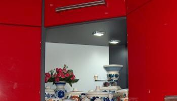 Porcelana z Włocławka w kuchni