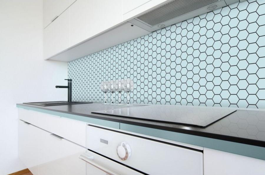 mozaika_ceramiczna_heksagonalna_blekitna