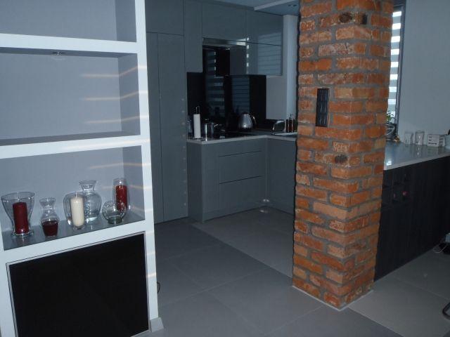 Ceglana ściana W Kuchni Trendy Kuchenne Kuchennycompl