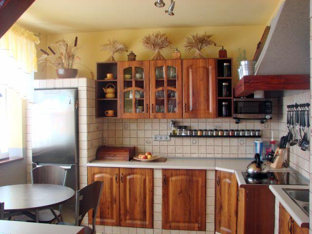 Kuchnia murowana  kuchnia w stylu  Kuchenny com pl -> Kuchnia Prowansalska Nowoczesna