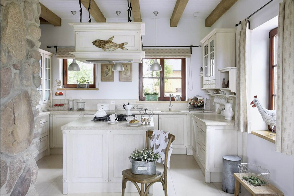 Prowansalski Design W Kuchni Kuchnia W Stylu Prowansalskim Style